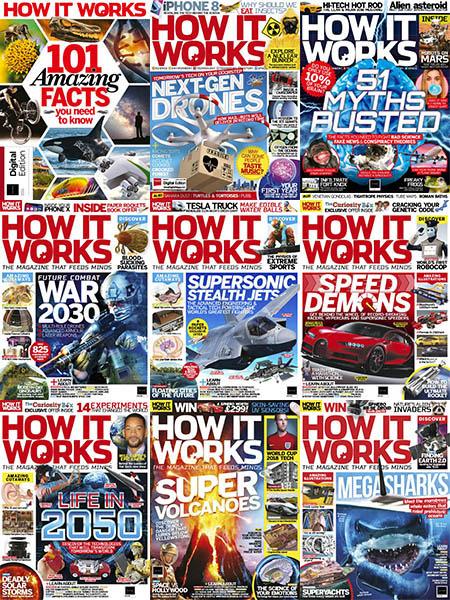How-It-Works-Full-Year-2018 How It Works - 2018 Full Year Collection