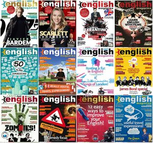 Learn Hot English – Full Year 2013 Issues Collection