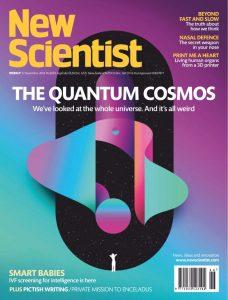 download New Scientist Australian Edition – 17 November 2018