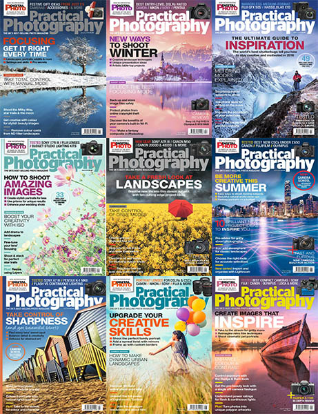 download Practical Photography - 2018 Full Year Issues Collection