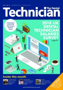 The-Dental-Technician-Magazine-–-December-2018-212x300 The Dental Technician Magazine – December 2018