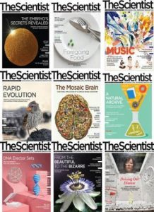 The-Scientist-–-2017-Full-Year-Collection-218x300 The Scientist – 2017 Full Year Collection