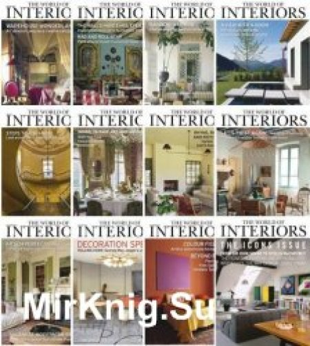 download The World of Interiors - 2018 Full Year Issues Collection
