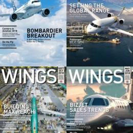 scientificmagazines Wings-Magazine-2018-Full-Year-Collection-1 Wings Magazine 2018 Full Year Collection Aviation Full Year Collection Magazines  Wings Magazine