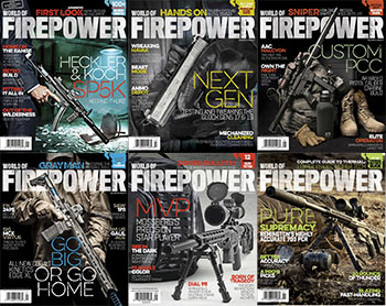 World-of-Firepower-2018-Full-Year-Issues-Collection World of Firepower - 2018 Full Year Issues Collection