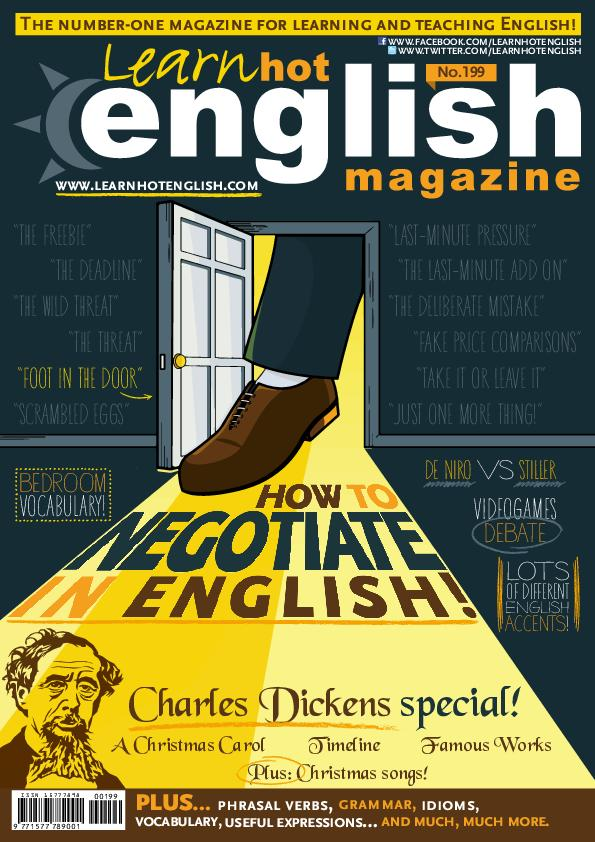 Learn-Hot-English-–-Issue-199 Learn Hot English – December 2018