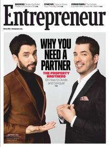 Entrepreneur-USA-March-2019 Entrepreneur USA - March 2019