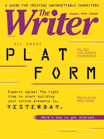 The-Writer-March-2019 The Writer - March 2019