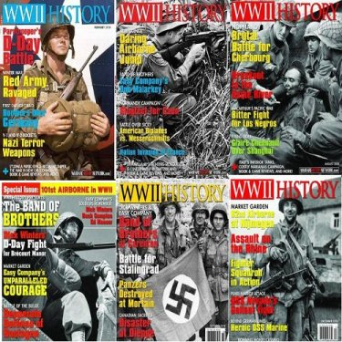 WWII-History-Full-Year-2018-Collection WWII History - Full Year 2018 Collection