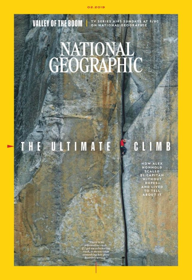 National-Geographic-USA-February-2019 National Geographic USA - February 2019
