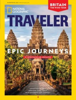 National-Geographic-Traveler-USA-February-2019 National Geographic Traveler USA - February 2019