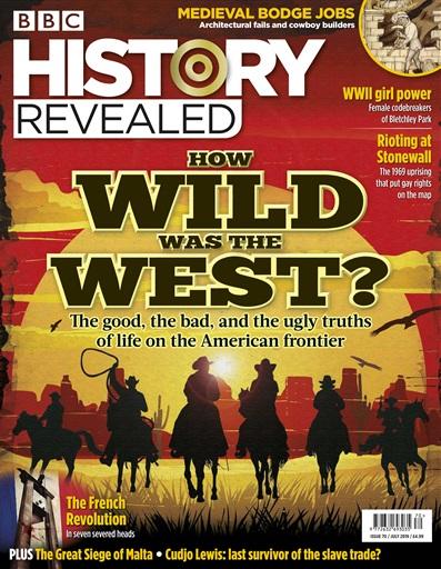 History-Revealed-July-2019 History Revealed - July 2019
