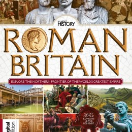 scientificmagazines All-About-History-Book-of-Roman-Britain-May-2019 All About History: Book of Roman Britain - May 2019 History  All About History