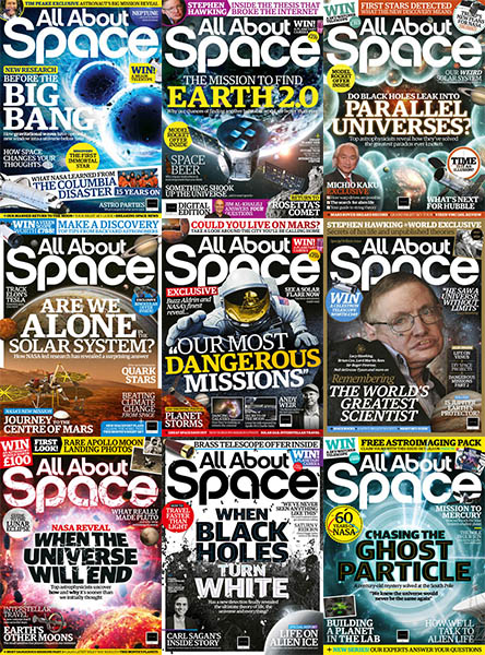 All-About-Space-Full-Year-2018-Collection All About Space - Full Year 2018 Collection