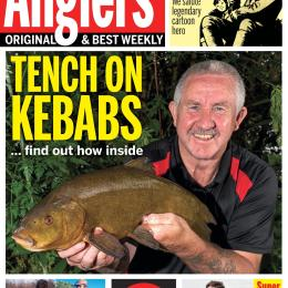 scientificmagazines Anglers-Mail-–-23-July-2019 Angler's Mail – 23 July 2019 Fishing and Hunting  Angler s Mail