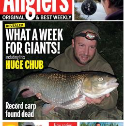 scientificmagazines Anglers-Mail-16-July-2019 Angler's Mail - 16 July 2019 Fishing and Hunting  Angler s Mail