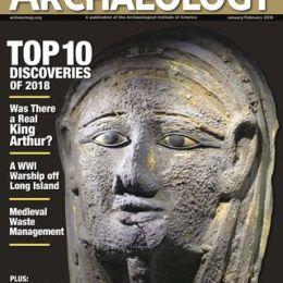 scientificmagazines Archaeology-January-February-2019 Archaeology - January/February 2019 History  Archaeology