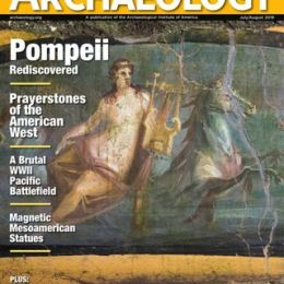 scientificmagazines Archaeology-July-August-2019 Archaeology - July/August 2019 History  Archaeology