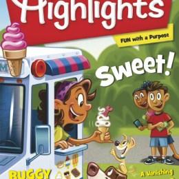 scientificmagazines Highlights-for-Children-August-2019 Highlights for Children - August 2019 For Kids & Teens  Highlights for Children