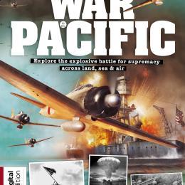 scientificmagazines History-of-War-War-in-the-Pacific-Second-Edition-2019 History of War: War in the Pacific - Second Edition 2019 History  History of War