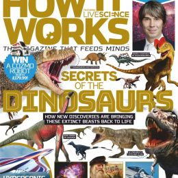 scientificmagazines How-It-Works-August-2019 How It Works - August 2019 Science related  How It Works