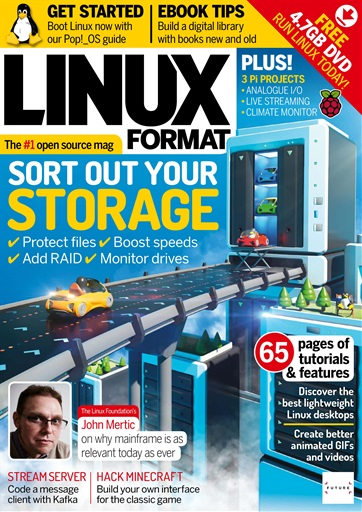 Linux-Format-UK-August-2019 Linux Format UK - August 2019