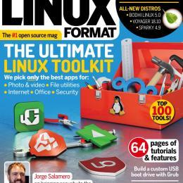 scientificmagazines Linux-Format-UK-February-2019 Linux Format UK - February 2019 Computer  Linux Format UK