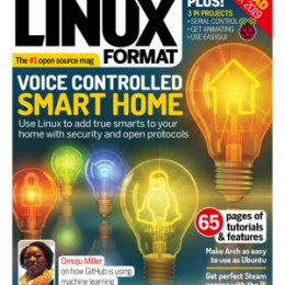 scientificmagazines Linux-Format-UK-May-2019 Linux Format UK - May 2019 Computer  Linux Format UK
