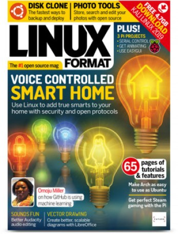 Linux-Format-UK-May-2019 Linux Format UK - May 2019