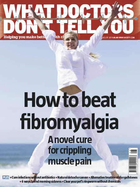 What-Doctors-Dont-Tell-You-August-2019 What Doctors Don't Tell You - August 2019