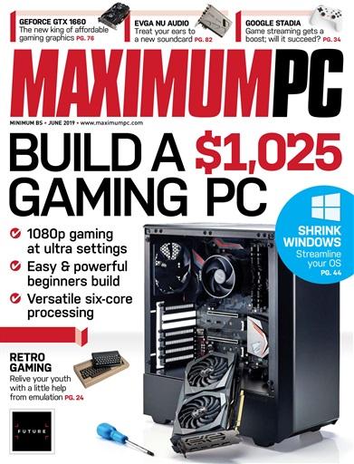 Maximum-PC-June-2019 Maximum PC - June 2019