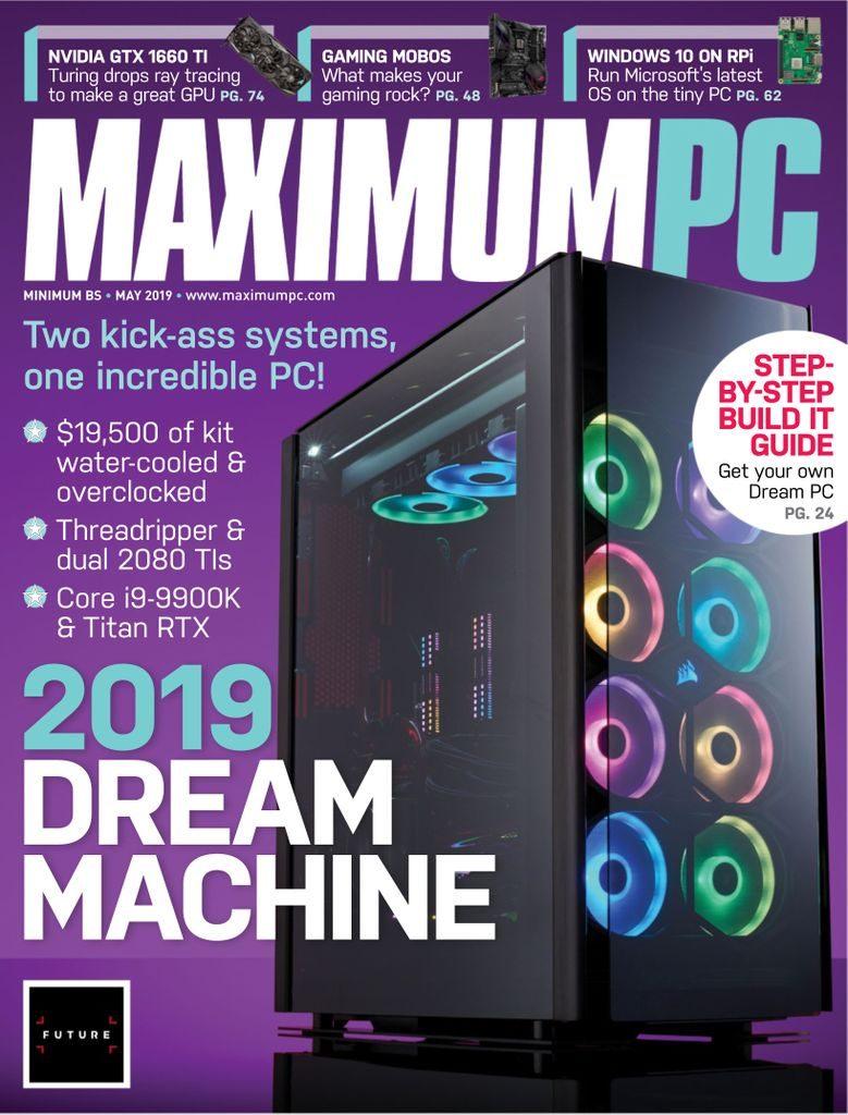 Maximum-PC-May-2019 Maximum PC - May 2019