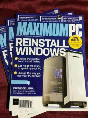 Maximum-PC-October-2019 Maximum PC - October 2019