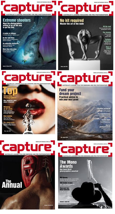 Capture-Australia-2019-Full-Year-Issues-Collection Capture Australia - 2019 Full Year Collection