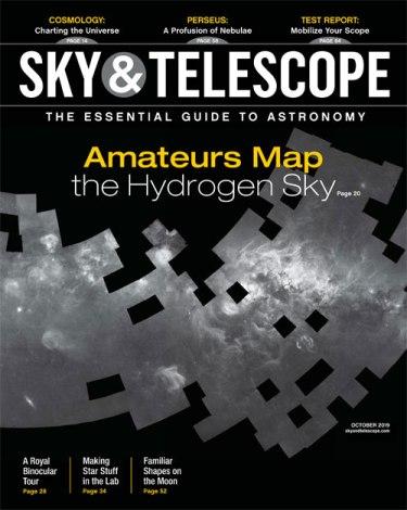 Sky-Telescope-October-2019 Sky & Telescope - October 2019