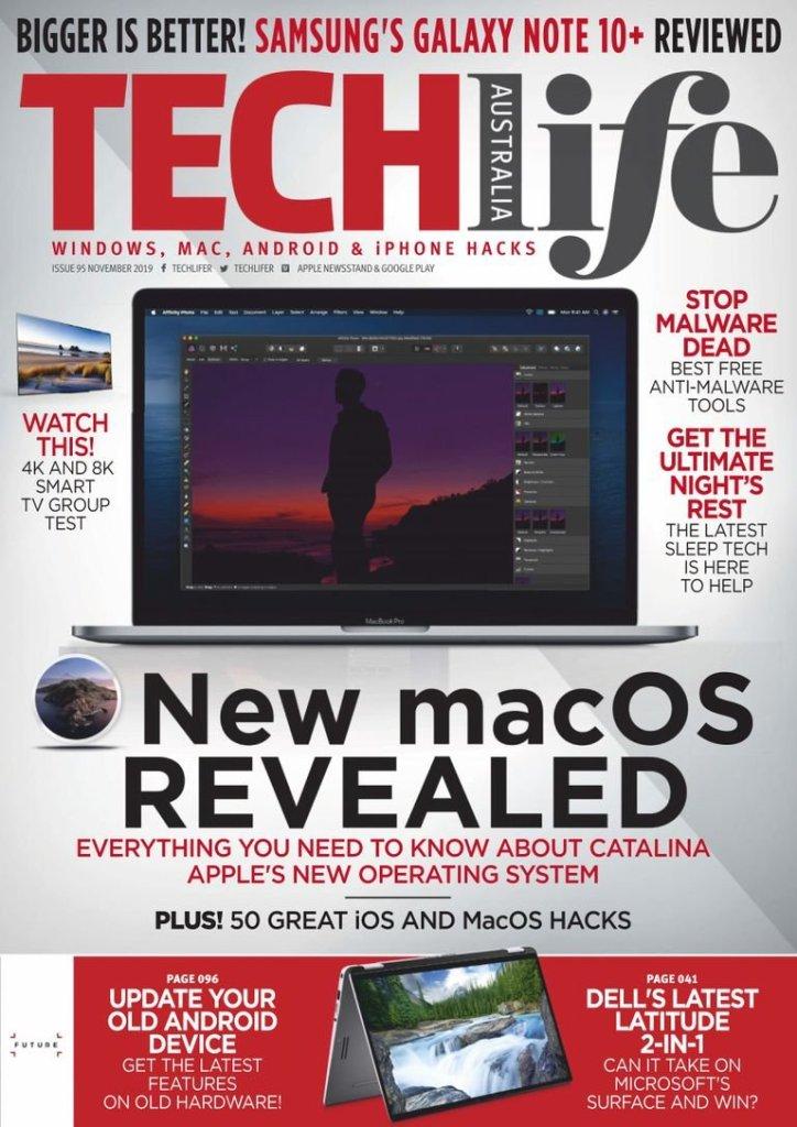TechLife-Australia-November-2019 TechLife Australia - November 2019