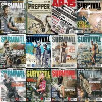 American Survival Guide -  2019 Full Year Collection