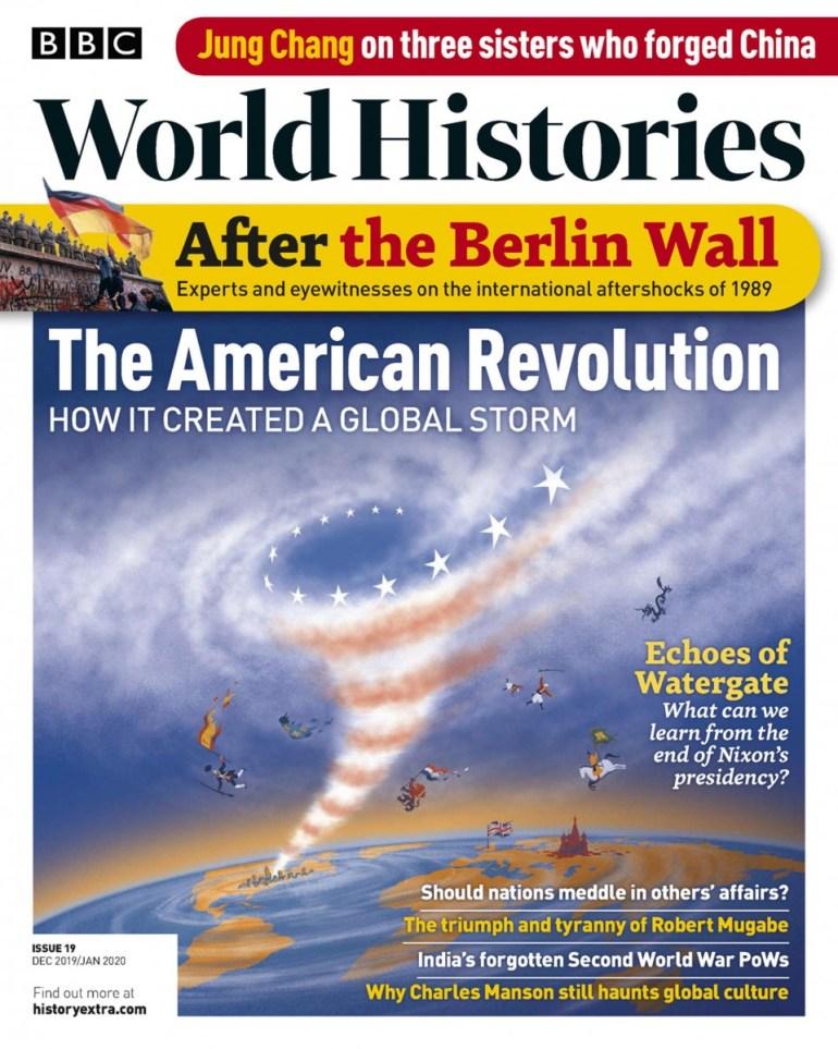 BBC-World-Histories-Magazine-December-2019 BBC World Histories Magazine - December 2019