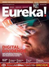 scientificmagazines Eureka-Magazine-November-2019 Eureka Magazine - November 2019 Technics and Technology  Eureka Magazine