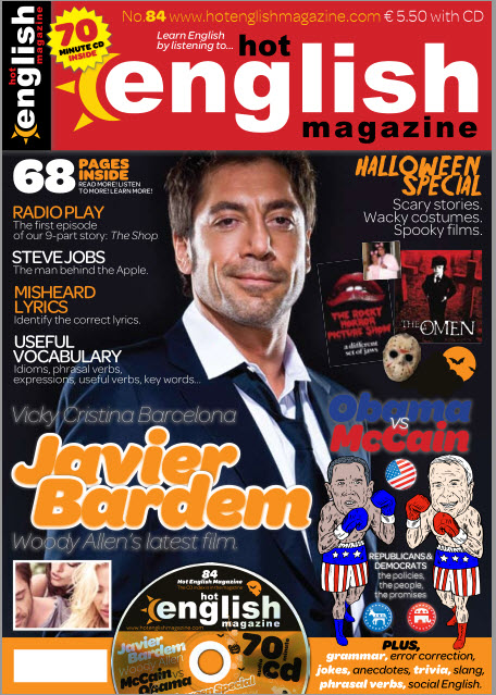 Learn-Hot-English-Magazine-Issue-84 Learn Hot English Magazine – Issue 84 (pdf+Audio)