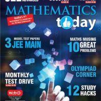 Mathematics Today - December 2019