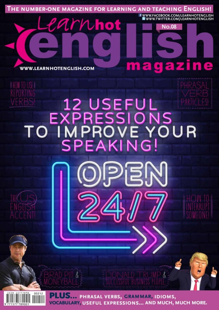 Learn-Hot-English-Issue-212-January-2020 Learn Hot English - Issue 212 - January 2020