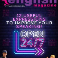 Learn Hot English - Issue 212 - January 2020