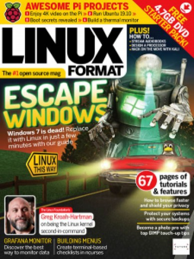 Linux-Format-UK-February-2020 Linux Format UK - February 2020