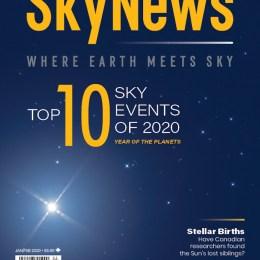 scientificmagazines SkyNews-January-February-2020 SkyNews - January-February 2020 Astronomy  SkyNews