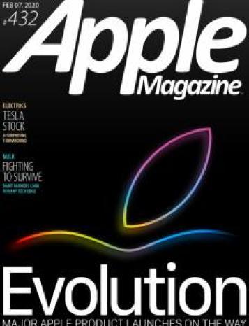 AppleMagazine-February-07-2020 AppleMagazine - February 07, 2020