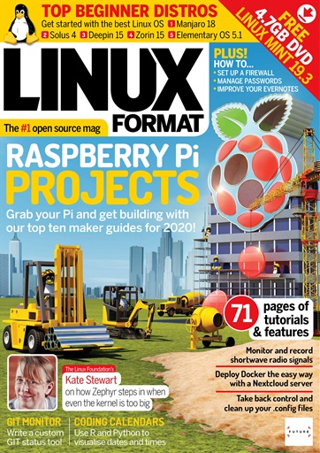 Linux-Format-UK-March-2020 Linux Format UK - March 2020
