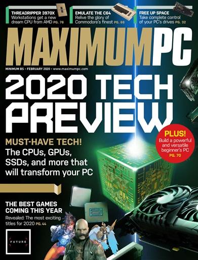 Maximum-PC-February-2020 Maximum PC - February 2020
