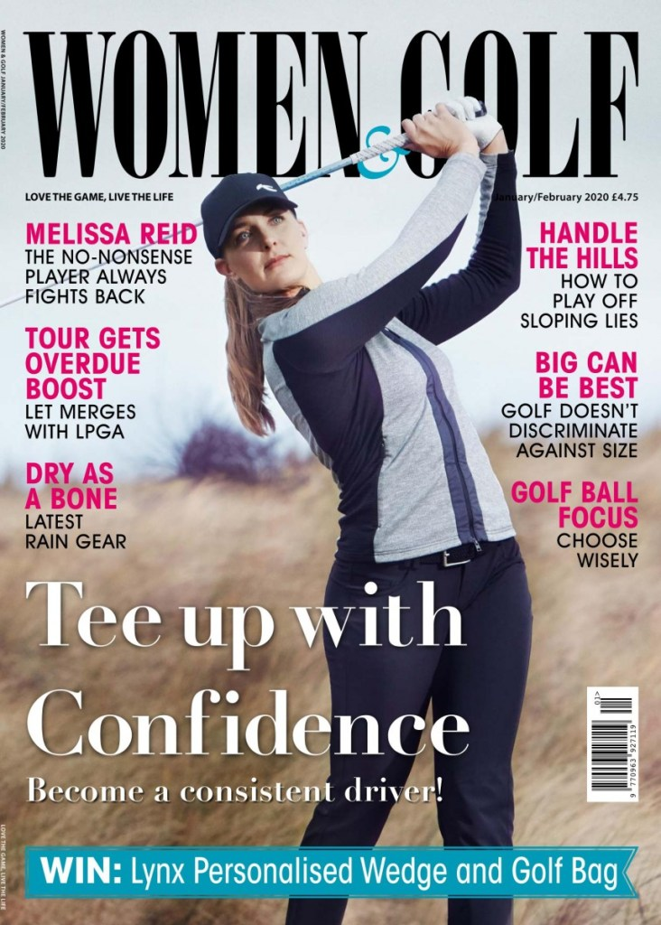 Women-Golf-Magazine-January-February-2020 Women & Golf Magazine - January-February 2020