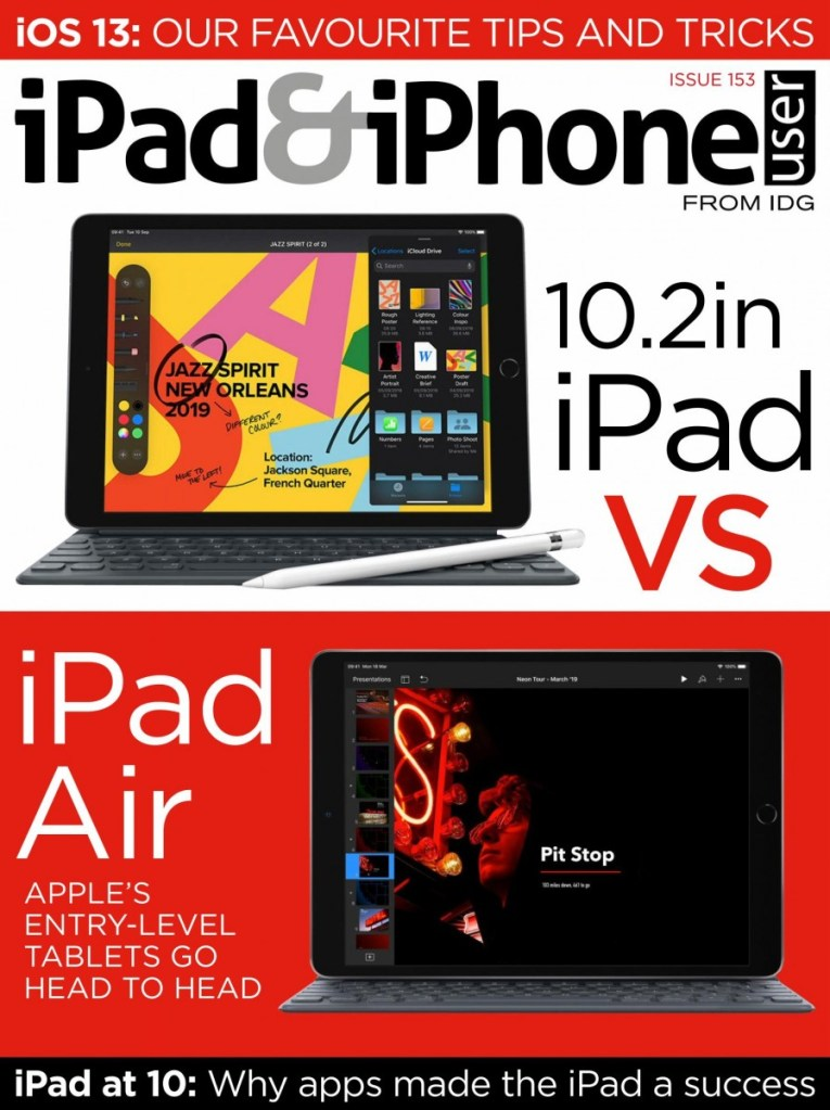 iPad-iPhone-User-February-2020 iPad & iPhone User - February 2020